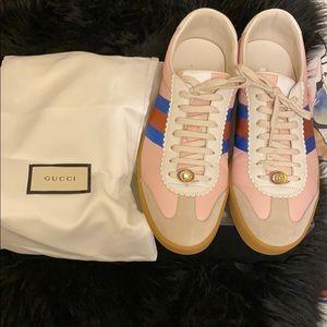 Gucci men sneakers size 10